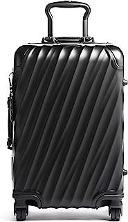 TUMI - 19 Degree International Carry-On Luggage - Hardside Luggage for Men and Women - Matte Black