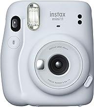 FUJIFILM インスタントカメラ チェキ instax mini 11 アイスホワイト INS MINI 11 WHITE