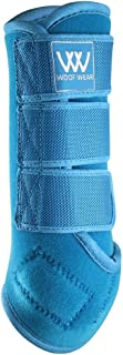 WOOF WEAR Dressage Wraps MD Turquoise