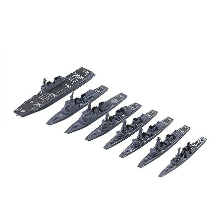フジミ模型 1/3000 集める軍艦シリーズ No.32 海上自衛隊第3護衛隊群 プラモデル 軍艦32