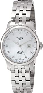 Tissot Analogue Classic Silver Strap Women's Wrist Watches - T006.207.11.116.00, T0062071111600