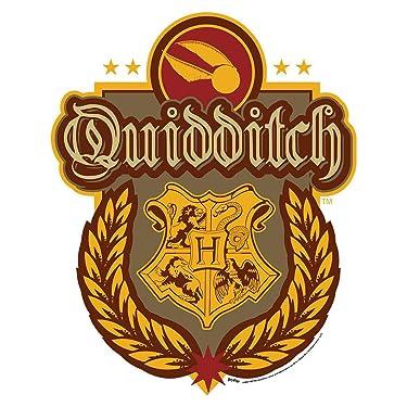Star Cutouts Ltd Quidditch Crest Wall Cut Out Harry Potter Wizarding World, 61 x 49 x 61 cm