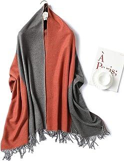 Schal Marke Frauen Schal Mode Winter Kaschmir Schals Dame Schals Wickelt Dicke Warme Weiche Bandana Weibliche Foulard Decke