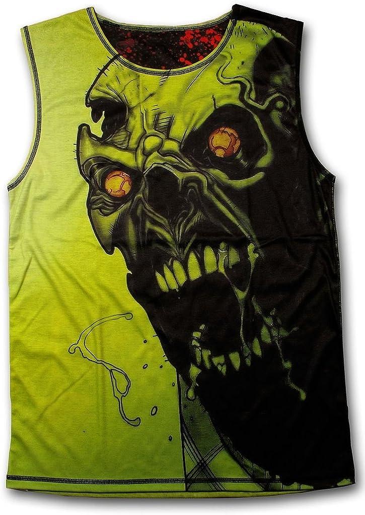 Zombie Apocalypse Braindead Max 88% OFF Sleeveless Walking Top Uni Finally popular brand Tank Dead