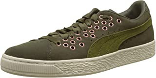 PUMA Suede XL Lace Vr Womens Sneakers Green