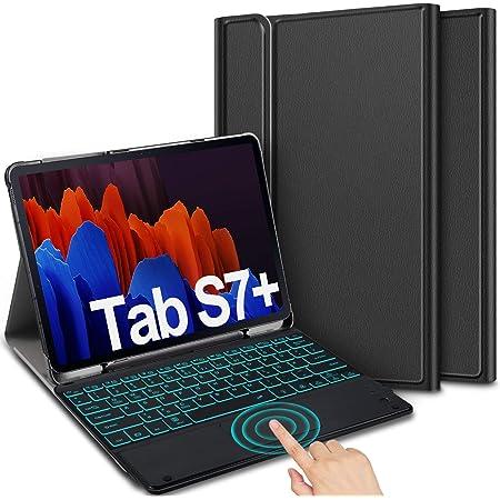 Eltd Für Samsung Galaxy Tab S7 Tastatur Hülle Und 7 Computer Zubehör
