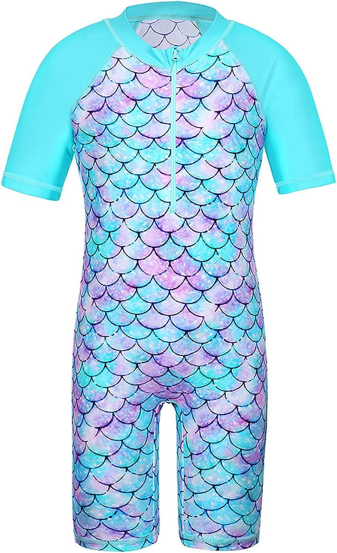TFJH E Girls Dedication Swimsuit 3-10 Years UPF 50+ w Swimwear mart Piece One UV