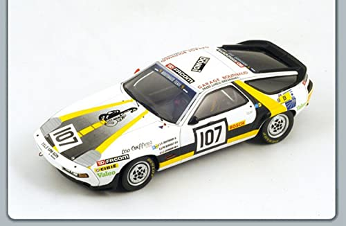 comprar mejor Spark Model S3408 Porsche 928 S N.107 N.107 N.107 22th LM 1984 Die Cast Model 1 43 Compatible con  envío gratis
