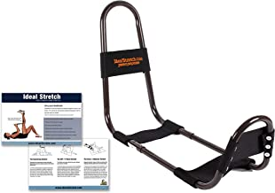 IdealStretch-Original- Hamstring Stretching Device with Instruction Card - Ideal Leg Stretcher, No Need for A Stretching Partner, Maintains Proper Hip Orientation- Patented Leg Stretching