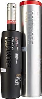 Bruichladdich Octomore 10 Years Old Whisky mit Geschenkverpackung 1 x 0.7 l