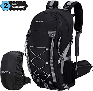 VENTCY 25L/35L/40L Hiking Backpack Lightweight Hiking Daypack with Rain Cover