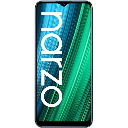 realme narzo 50A (Oxygen Blue, 4GB RAM + 128GB Storage) - with No Cost EMI/Additional Exchange Offers