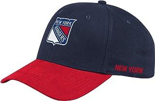 Outerstuff New York Rangers Adidas NHL Adult Coaches Stretch Flex Hat