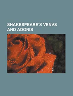 Shakespeare's Venvs and Adonis