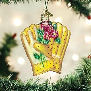 Old World Christmas 32329 Ornament, Gardening Gloves