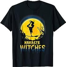 Yoga - Namaste Witches - Halloween Yoga Shirts