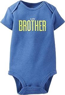 Carter's Baby Boys' Graphic Slogan Bodysuit