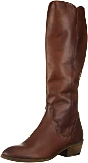 Women's Carson Piping Tall Knee High Boot