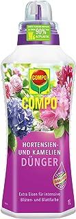 Compo Hortensien- und Kameliendünger für alle Morbeetpflanzen im Haus, auf Balkon und..