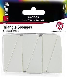 Smiffys 46773 Triangle Sponge (One Size)