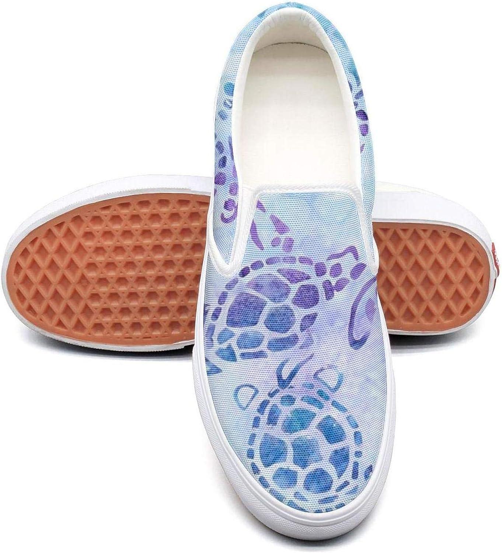 SKULLP sea Turtle art Girls Sneakers for Women cute Lightweight Trail Running shoes