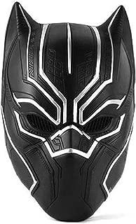 New Black Panther Movie Latex Halloween Costume Overhead Mask Helmet