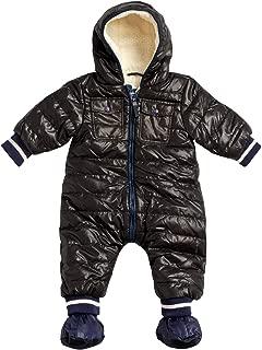 fur lined snowsuit