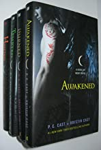 A House of Night Novel 4 Book Set: Hunted/Tempted/Burned/Awakened, Books 5-8 Hardcovers (A House of Night)