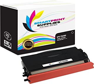 Smart Print Supplies Compatible TN580 TN550 Black Toner Cartridge Replacement for Brother HL-5240 5250DN 5250DNT 5280DW, MFC-8460N 8660DN 8860DN 8870DW, DCP-8060 8065DN Printers (7,000 Pages)