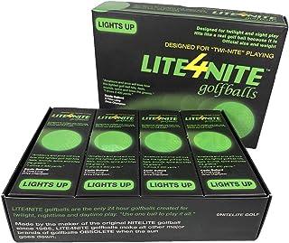 Sponsored Ad - LITE4NITE GLOWING GOLF BALLS (12 pack)
