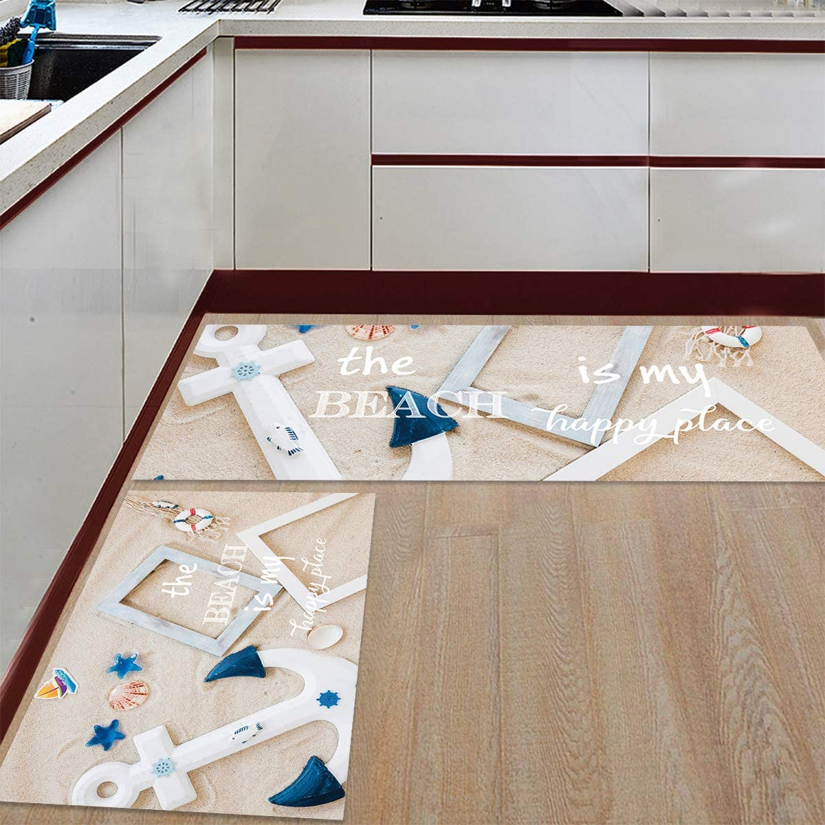 Prime Leader 25% OFF Kitchen Mat and Rugs Beac Starfish 2 Set shipfree Anchor of