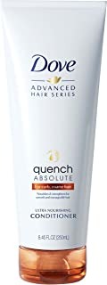 Dove Advanced Hair Series Conditioner, Quench Absolute Ultra Nourishing 8.45 oz