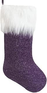 Best purple christmas stockings Reviews