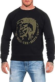 Diesel Men's sweatshirt.