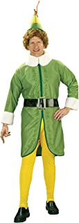 Fun Costumes Buddy The Elf Plus Size Movie Costume
