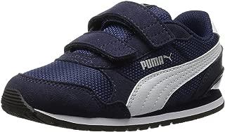 Unisex-Kids St Runner NL Sneaker, Rock Ridge White, 13 US Little Kid