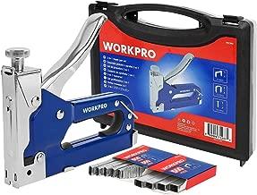 3 en 1 con Grapadora Manual Grapadora Tapicero Cables /& 1500 D-U-T Grapas /& Quitagrapas Tapiceria-Ideal Para Trabajos a Domicilio y Manualidades de Bricolaje