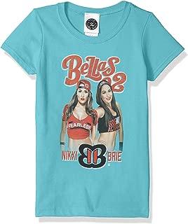Nikki & Brie Bella Girls Short Sleeve T-Shirt