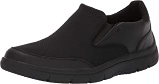 CLARKS Men's Tunsil Step Sneaker