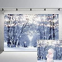christmas light bokeh backdrop