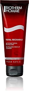 Biotherm Homme Total Recharge Revitalizing Wake-Up Face Cleanser, 125ml