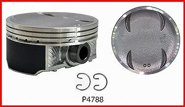 Enginetech Replacement for P4788(4)STD Piston Subaru 2.5L SOHC