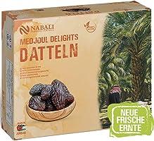 NABALI FAIRKOST FÜR ALLE Medjoul dates Delight from Jordan I 100% natuurlijke aromatische verse oosterse & veganistische...