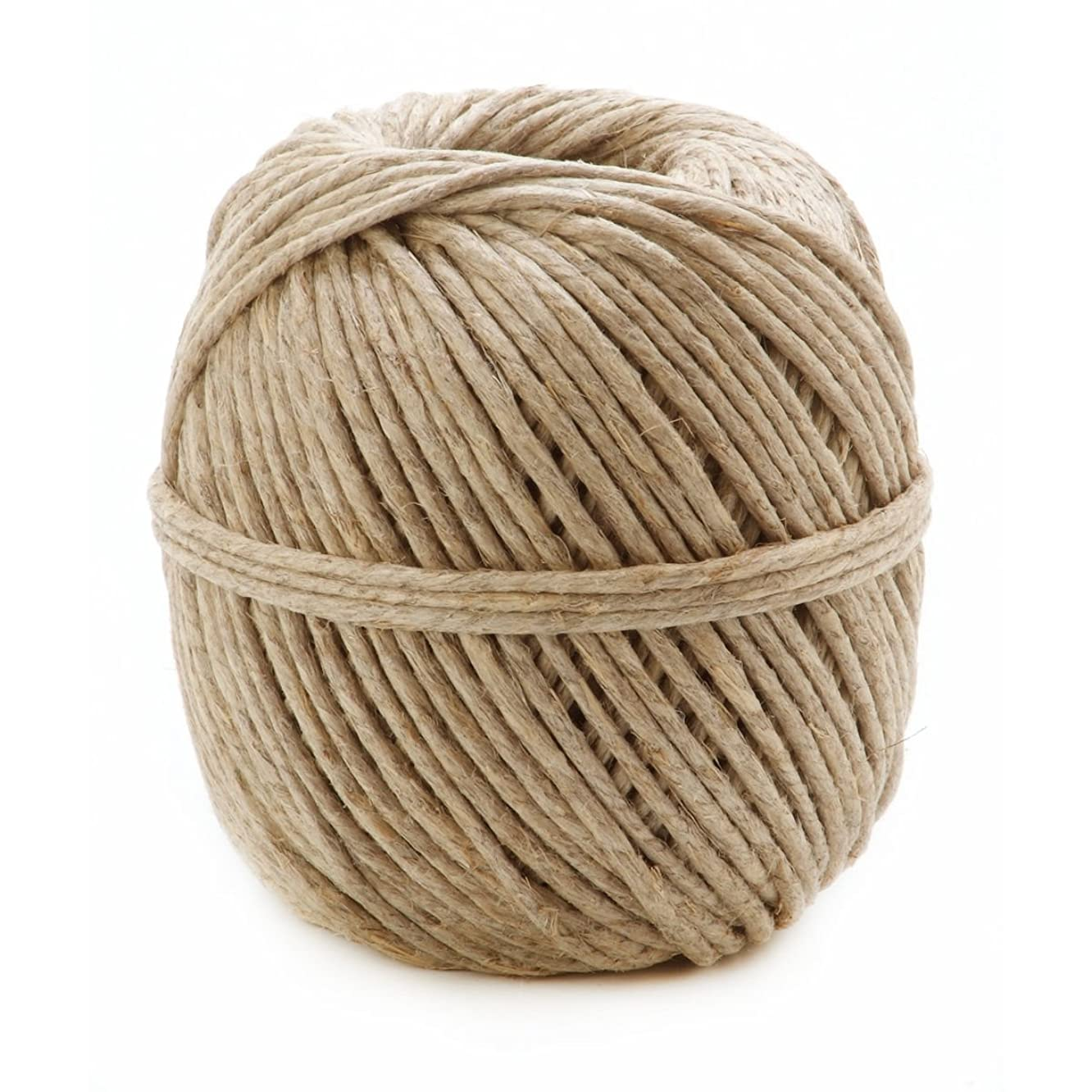 Darice Cord Hemp Ball Natural 180# 200ft