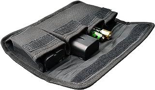 Lightdow AA AAA Li-ion Lithium Battery Organizer Storage Case Holder for 18650 LP-E6 LP-E8 EN-EL12 EN-EL14 EN-EL15 NP-FW50...