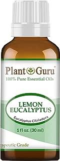 Lemon Eucalyptus Essential Oil 1 oz / 30 ml 100% Pure Undiluted Therapeutic Grade.