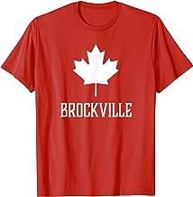 Brockville, Canada - Canadian Canuck Shirt