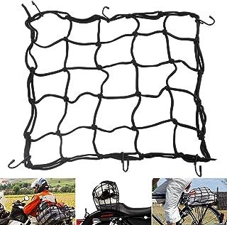 MotorFansClub Red de Carga para Motocicletas ATV DE 15 Pulgadas se estira hasta 76 cm