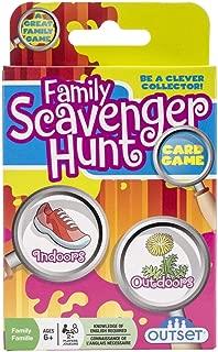 Outset Media Family Scavenger Hunt Card Game (OM19173)