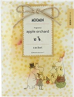 ムーミン サシェ りんごの果樹園